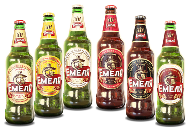 VellTrade Пиво Емеля